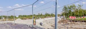 Achat et location de grilles et clôtures de chantier