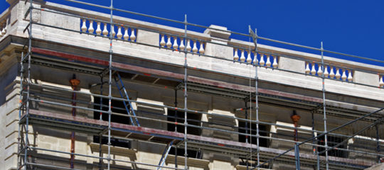 rénovation de patrimoine
