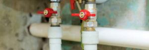 vanne d'arrêt d'eau