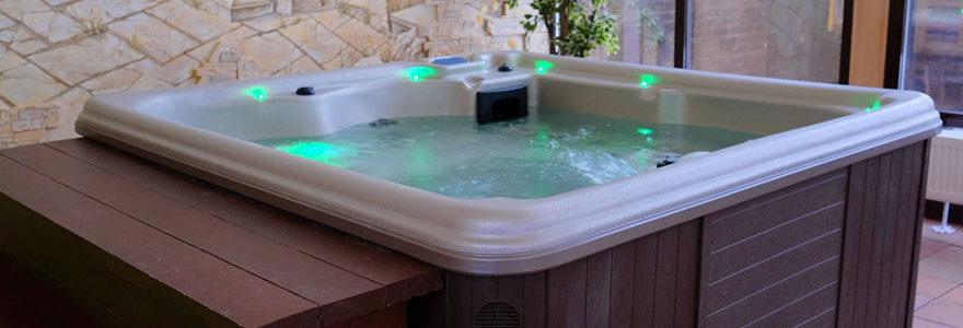 Installer un spa