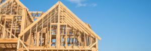 Maison construite en bois